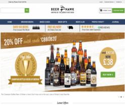 Beer Hawk Promo Codes & Coupons