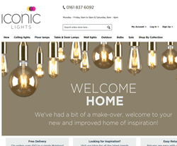 Iconic Lights Promo Codes & Coupons
