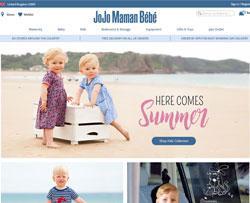 JoJo Maman Bebe Promo Codes & Coupons