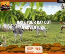 Africa Alive Promo Codes & Coupons