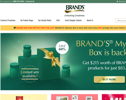Brand's World Promo Codes & Coupons
