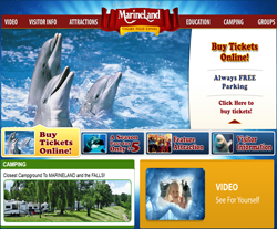 MarineLand Canada Coupons