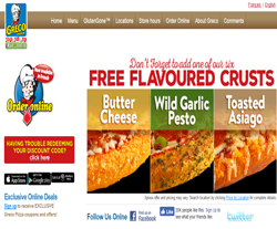 Greco Pizza Promo Codes & Coupons