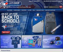 Jays Shops Promo Codes & Coupons
