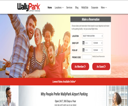 WallyPark Coupons