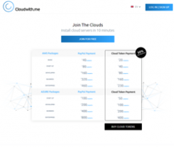 Cloudwith.me Promo Codes & Coupons