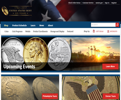Usmint.gov Promo Codes & Coupons