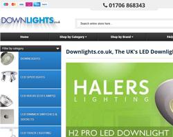 Downlights.co.uk Promo Codes & Coupons