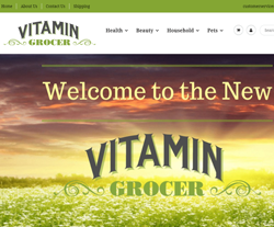Vitamin Grocer Promo Codes & Coupons