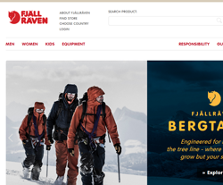 fjallraven.co.uk