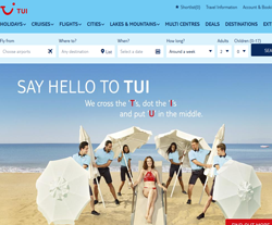 TUIs Promo Codes & Coupons