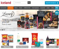 Iceland Foodss Promo Codes & Coupons