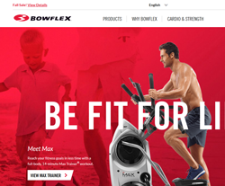 Bowflex Canada Coupons