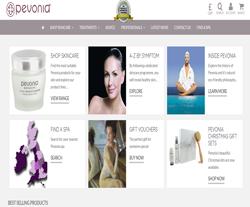 Pevonia UK Promo Codes & Coupons