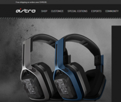 Astro Gaming Canada Promo Codes & Coupons