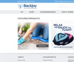 BackJoy UK Promo Codes & Coupons