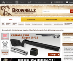 Brownells Promo Codes & Coupons