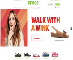 Crocs India Promo Codes & Coupons