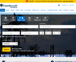 Expedia Thailand Promo Codes & Coupons