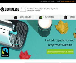 Gourmesso UK Promo Codes & Coupons