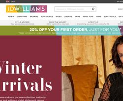 JD Williams UK Promo Codes & Coupons