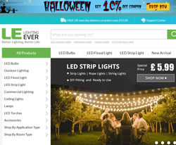 Lighting EVER Promo Codes & Coupons