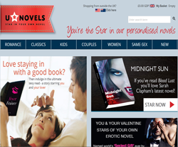 U Star Novels UK Promo Codes & Coupons