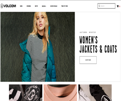 Volcom UK Promo Codes & Coupons