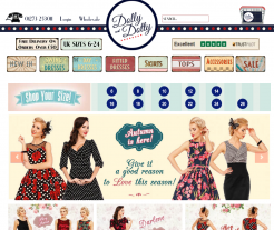 Dolly and Dotty Promo Codes & Coupons
