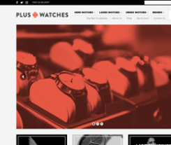 Plus Watches Promo Codes & Coupons