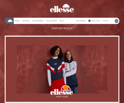 Ellesse Promo Codes & Coupons