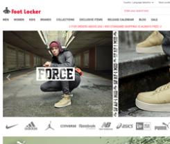 Foot Locker UK Promo Codes & Coupons