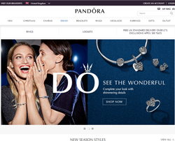 Pandora Coupons