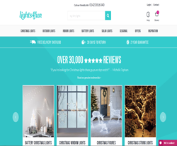 Lights4Fun Promo Codes & Coupons