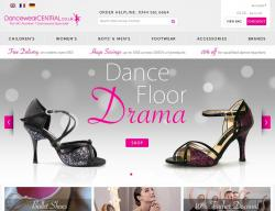 Dancewear Central Promo Codes & Coupons