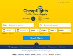 Cheap Flights Canada Promo Codes & Coupons
