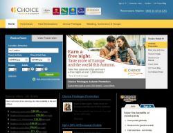 CHOICE Hotels UK Promo Codes & Coupons