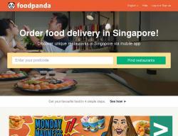 FoodPanda Coupons