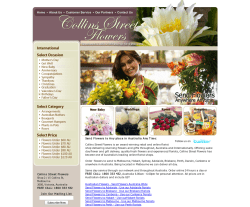 Collins Street Flowers Promo Codes & Coupons