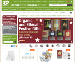 Green People Promo Codes & Coupons