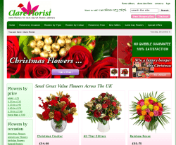 Clare Florist Promo Codes & Coupons