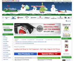 Golf Online Promo Codes & Coupons