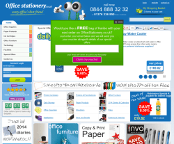 Office Stationery Coupons