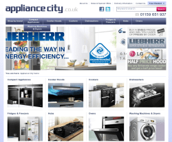 Appliance City Promo Codes & Coupons