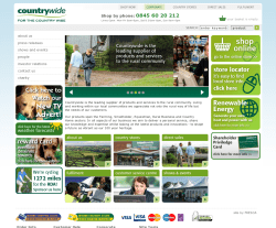 Countrywide Farmers Promo Codes & Coupons