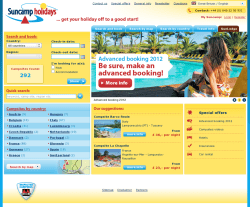 Suncamp Holidays Promo Codes & Coupons