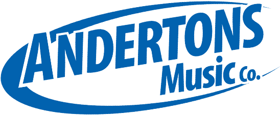 Andertons Music Promo Codes & Coupons