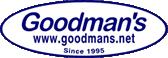 Goodmans.net Promo Codes & Coupons