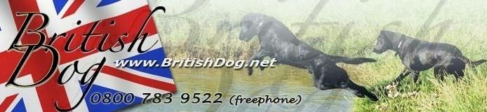British Dog Promo Codes & Coupons