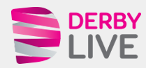 Derby LIVE Promo Codes & Coupons
